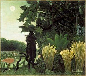 Henri Rousseau, The Snake Charmer