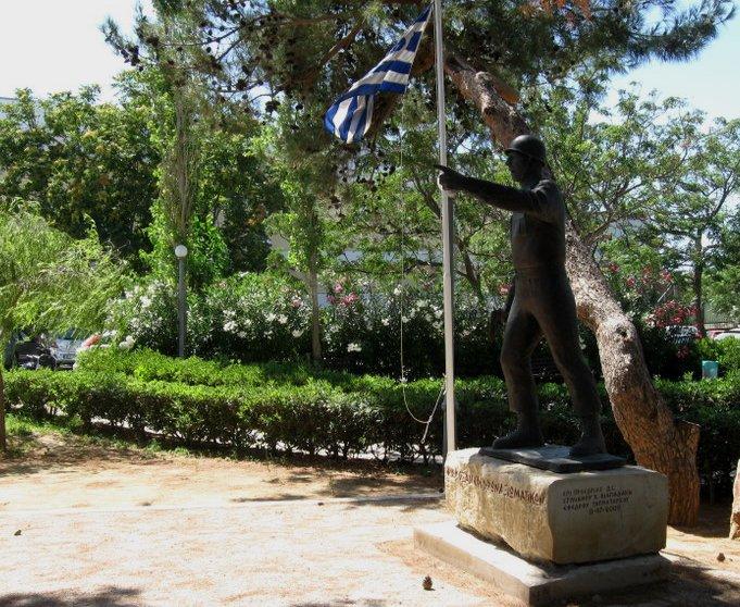 Statue, Crete