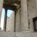 The Erechtheum Pillars
