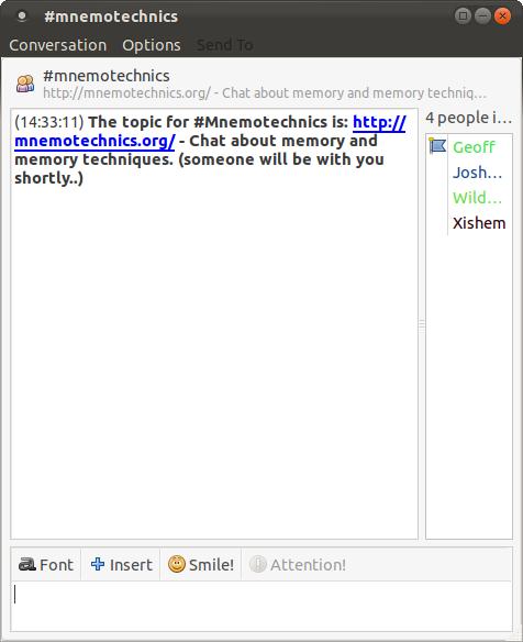 pidgin chat room viet