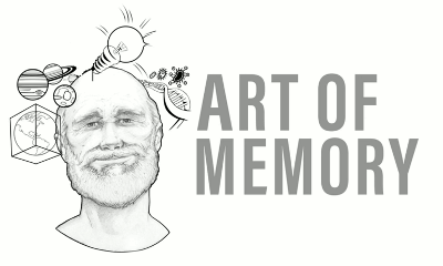 Art of Memory software for memory palace management